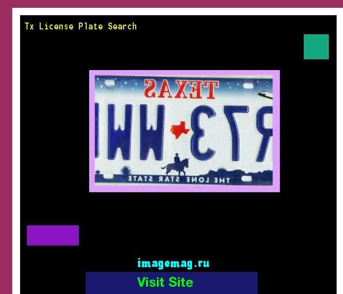tx license plate search 144405 - the best image search | 10331603