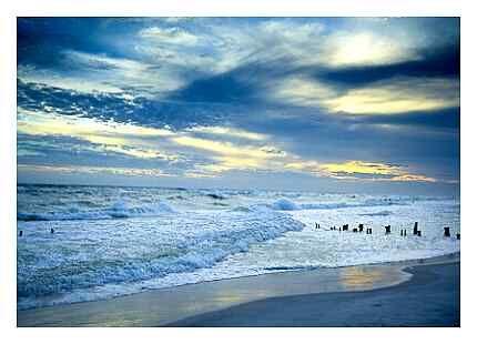 Sunset on Emerald Coast - Fort Walton Beach Florida