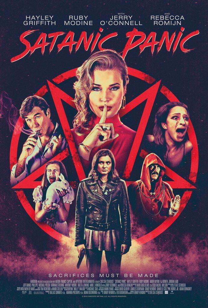 SATANIC PANIC Unleashes Horror And Comedy In September