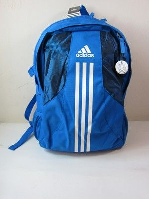 6845123097 Adidas CR BTS Power Backpack School Gym Travel Bag Blue