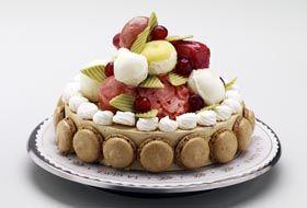 Ice Cream Cake - La Glace