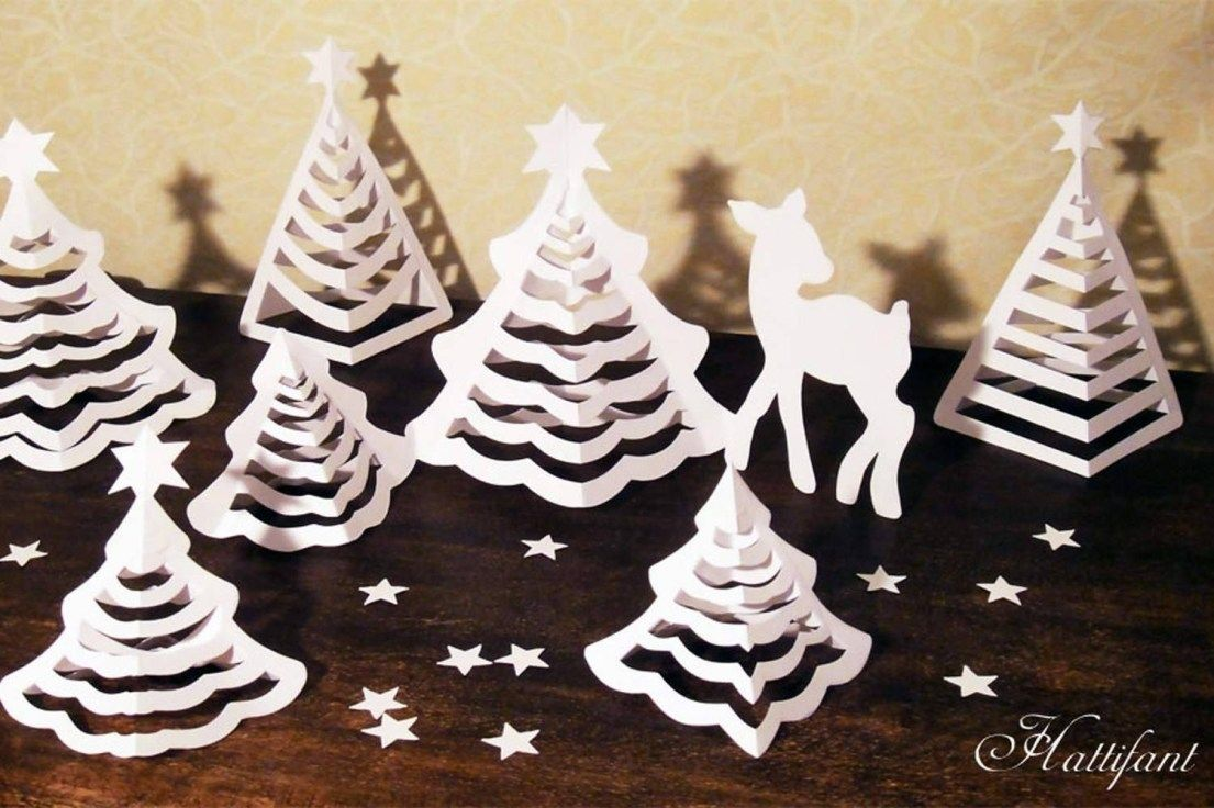 Paper Christmas Ornament Crafts 11 Pretty Paper Christmas Ornaments And Crafts Inspiration Of Crafttel Com Paper Christmas Ornaments Christmas Decorations Ornaments Paper Christmas Tree