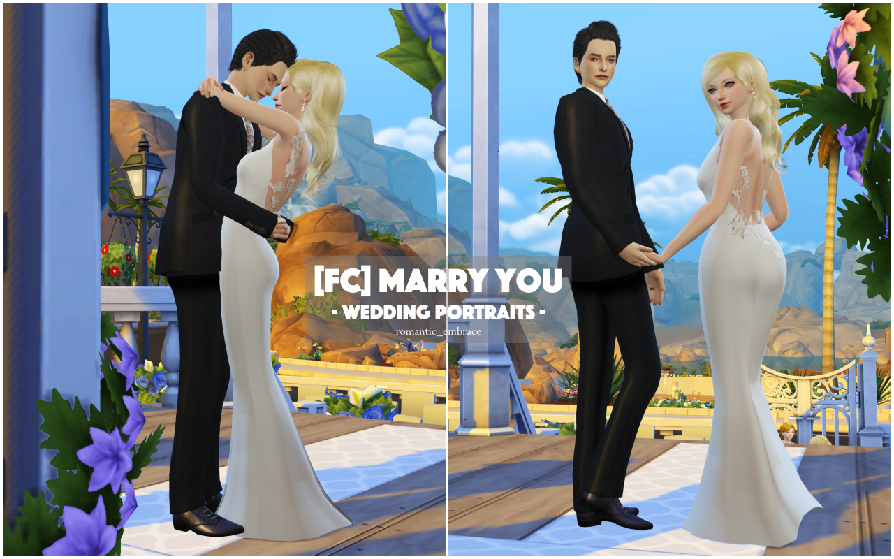 how to make your sim marry