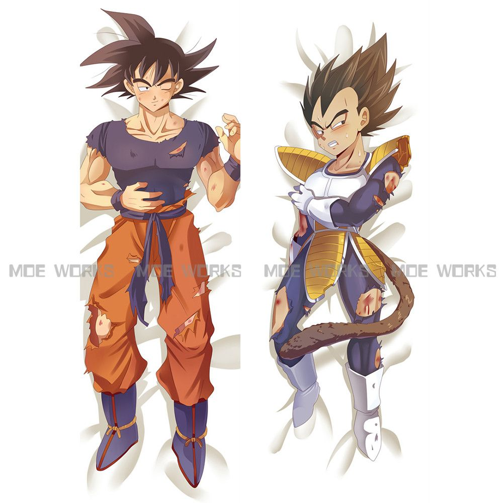 Anime Dragon Ball Z Pillowcases Custom