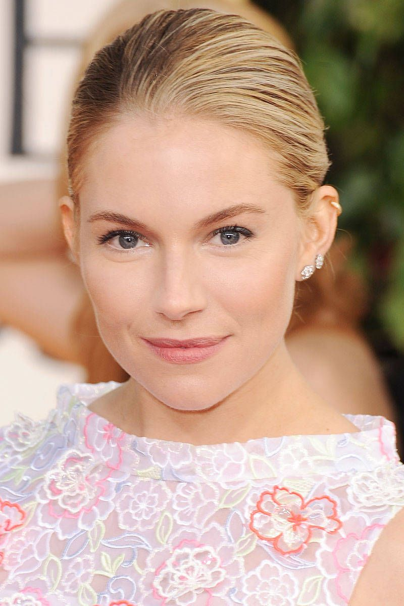 Sienna Miller S Look At The Golden Globes