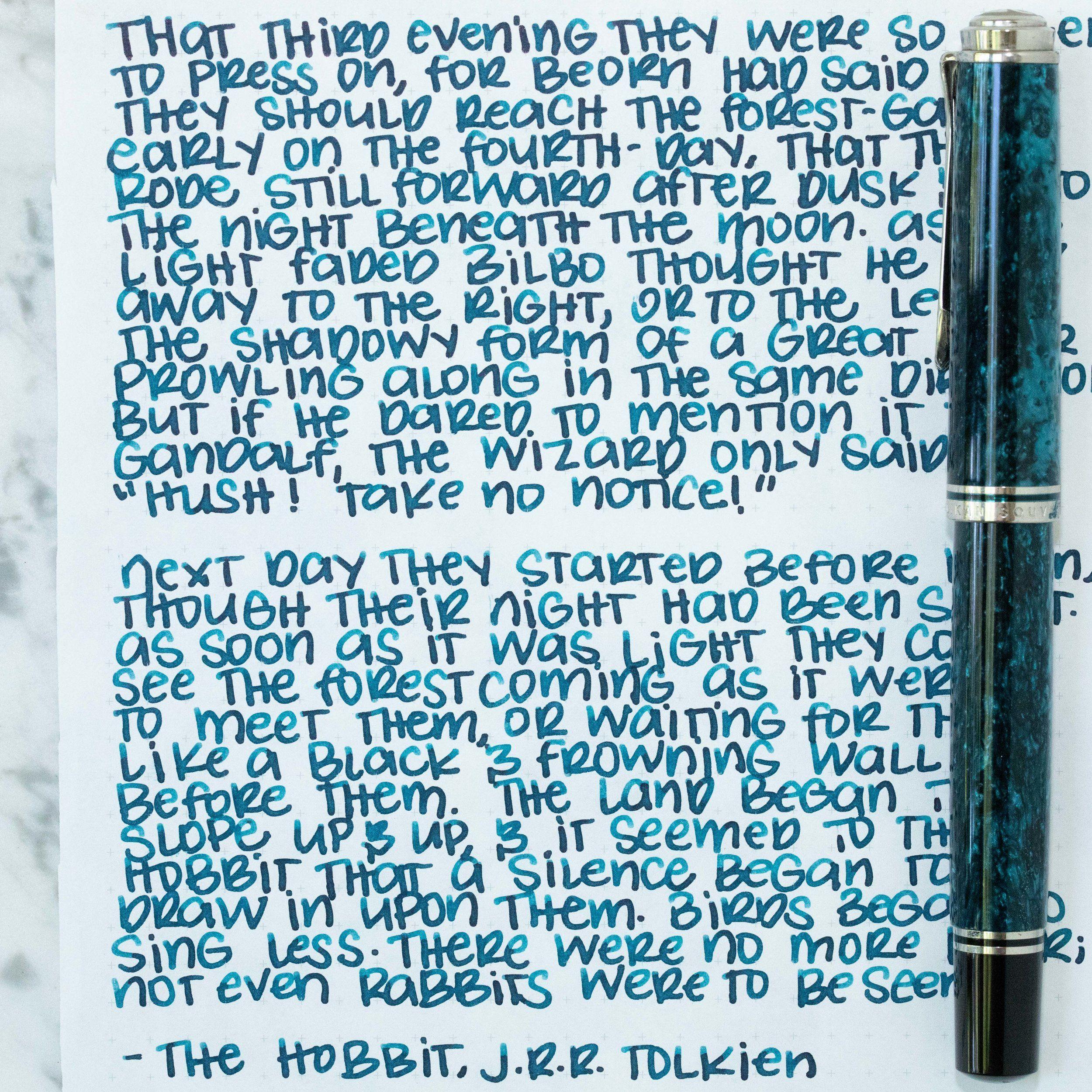 Ink Review #324: KWZ Meet Me In St  Louis | Ink Reviews