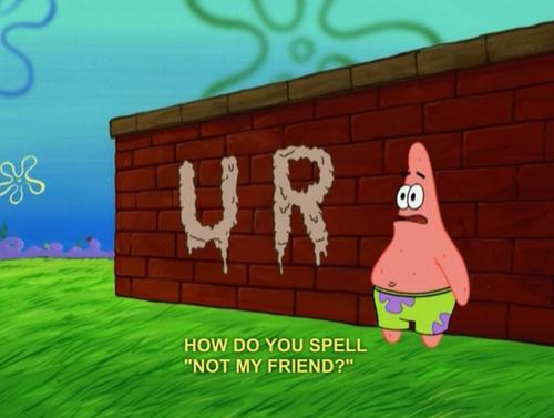 From Spongebob Funny Spongebob Quotes Spongebob Memes
