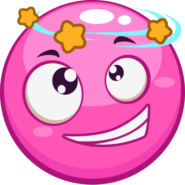 Knocked Out Emoji Funny Emoji Emoji Emoji Clipart