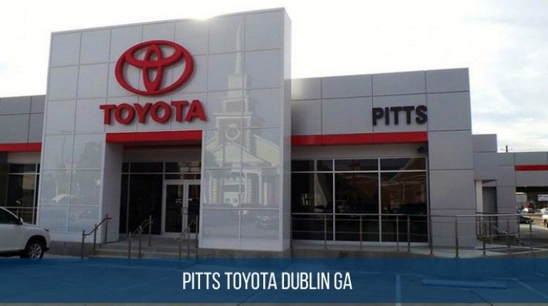 Superior The Pitts Toyota Dublin GA Dealership Is Located At 210 N Jefferson Street,  Dublin,
