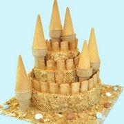 Τούρτα Κάστρο ,Παιδικό Πάρτι, Ιδέες για Τούρτες Γενεθλίων, Δώρα : kidsfun.gr