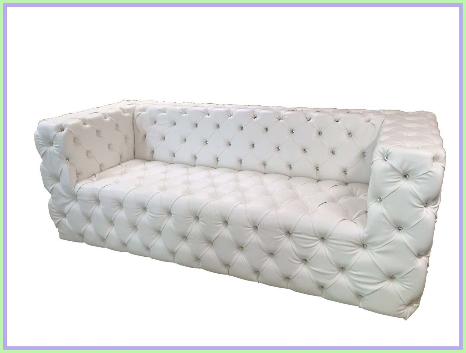 90 Reference Of White Tufted Couch In 2020 Tufted Couch Tufted Sofa White Leather Sofas