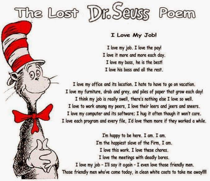 Livin' La Vida Loca: Happy Birthday Dr. Seuss!