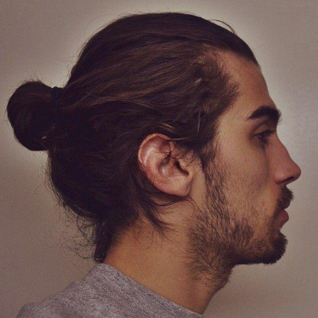 Pin Von John Smith Auf Hairstyle Lange Haare Manner Frisuren