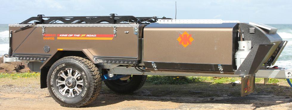 best off road camper trailer australia Off road camper