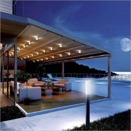 Retractable Sliding Roof Pergola   Retractable Sliding Roof .