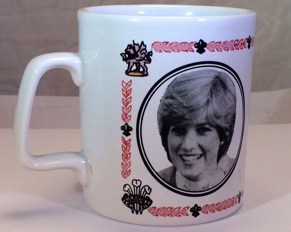 #Staffordshire Marriage Prince Charles Diana- Kiln Craft Tableware Coffee Cup Mug  sc 1 st  Pinterest & Staffordshire Marriage Prince Charles Diana- Kiln Craft Tableware ...