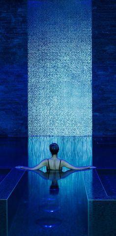 Calming Blue Waters