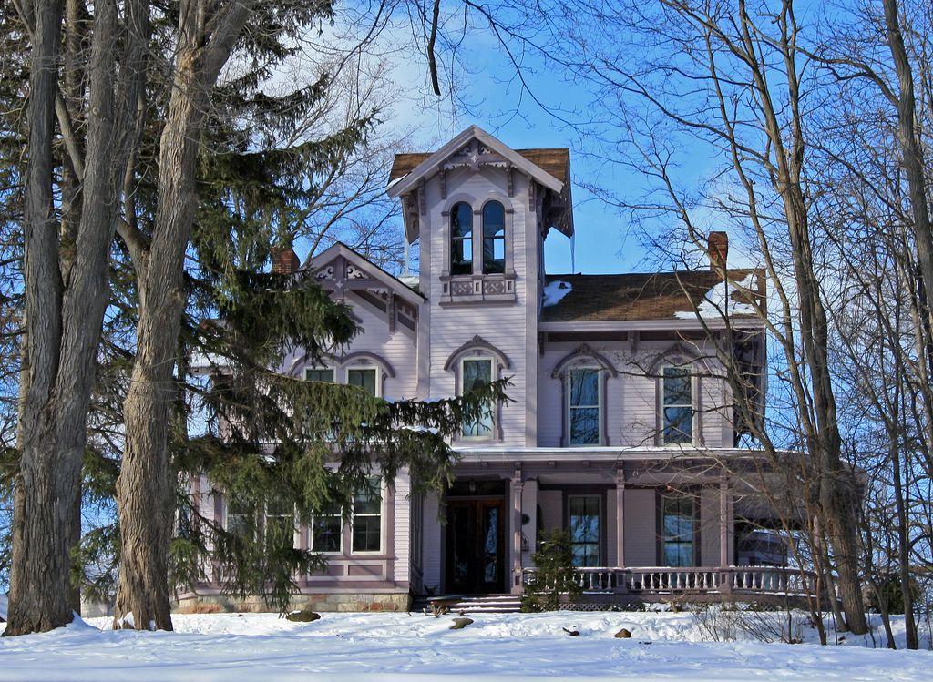 Ransom B Moore House 1871 Romeo Michigan