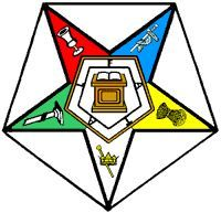 oes free clip art order of the eastern star f am masons rh pinterest com oes clip art images oes clip art images