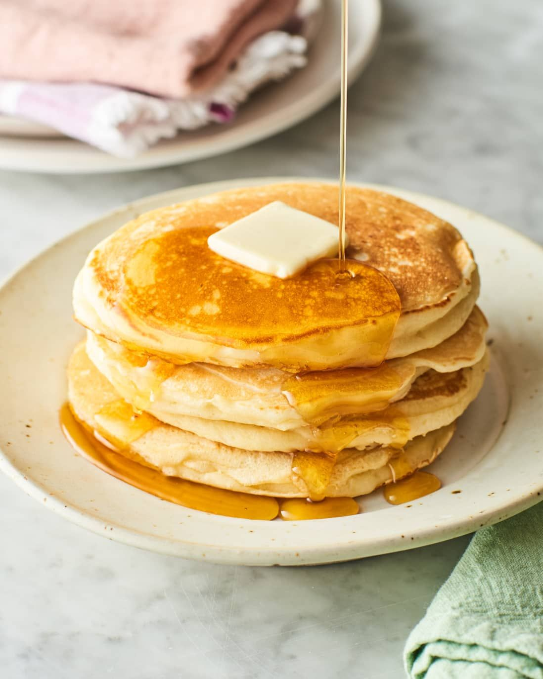 We Tried 8 Pancake Recipes And Found The Perfect One In 2020 Buttermilk Pancakes How To Make Buttermilk Pancake Recipe Martha Stewart