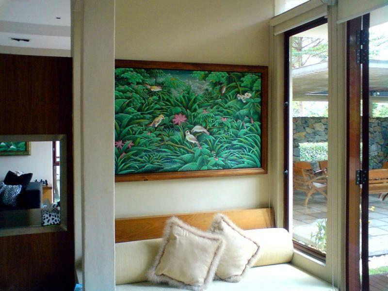 Wie große Bilder fürs Wohnzimmer aufzuhängen - grosse bilder fürs wohnzimmer