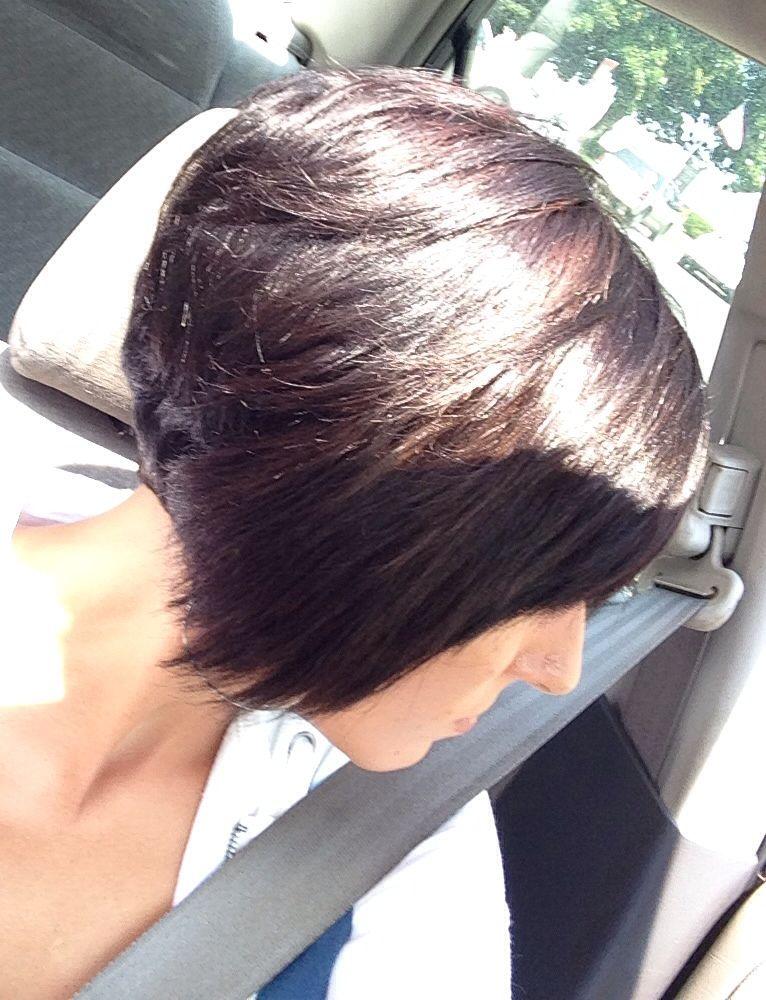 Aline Haircut Hairstyle Ideas Pinterest Aline Haircuts
