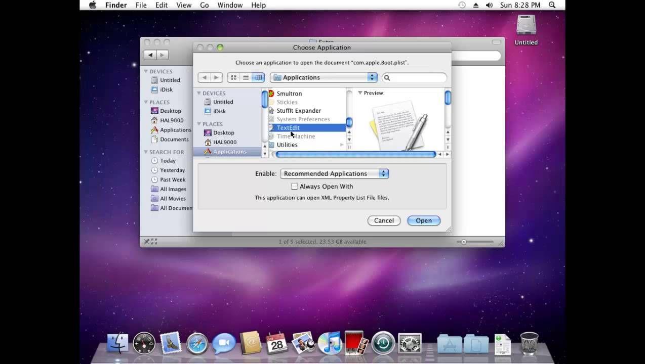 Step One: Create a macOS High Sierra ISO File