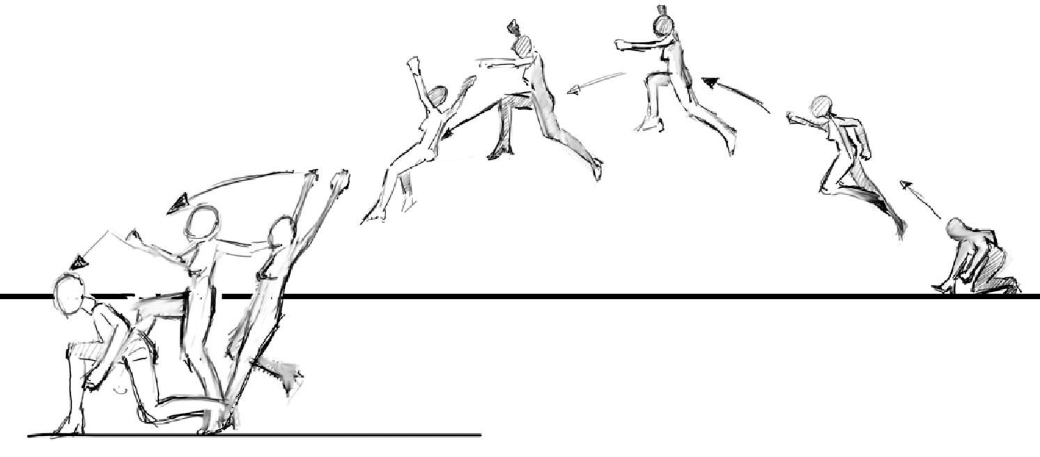 Pin By Trin Domenech On Animation In 2020 Animation Tutorial Animated Drawings Jump Animation