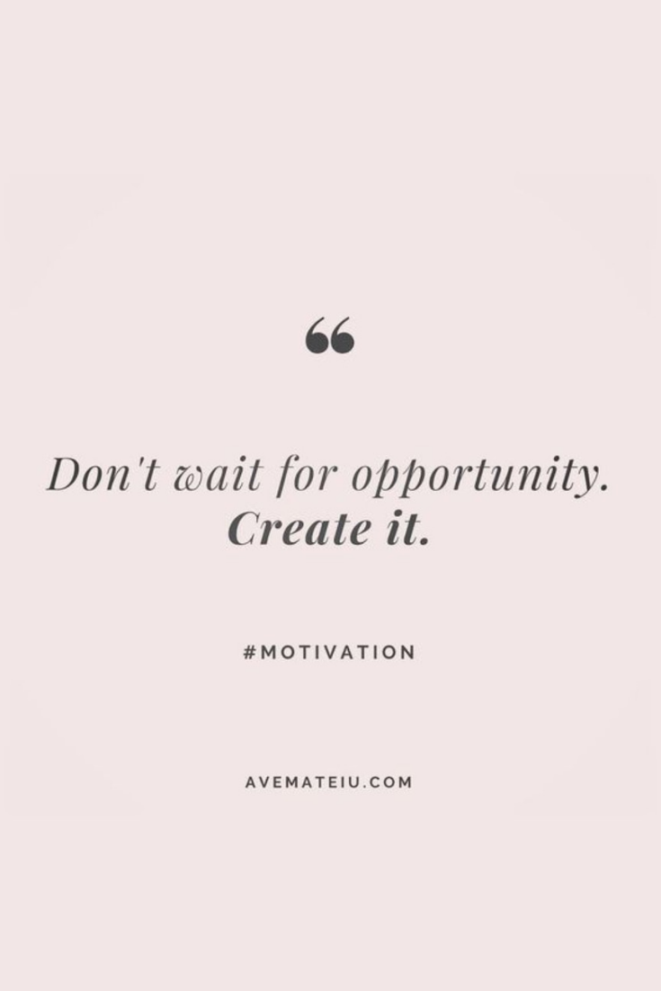 Motivational Quote Of The Day - February 3, 2019 - Ave Mateiu