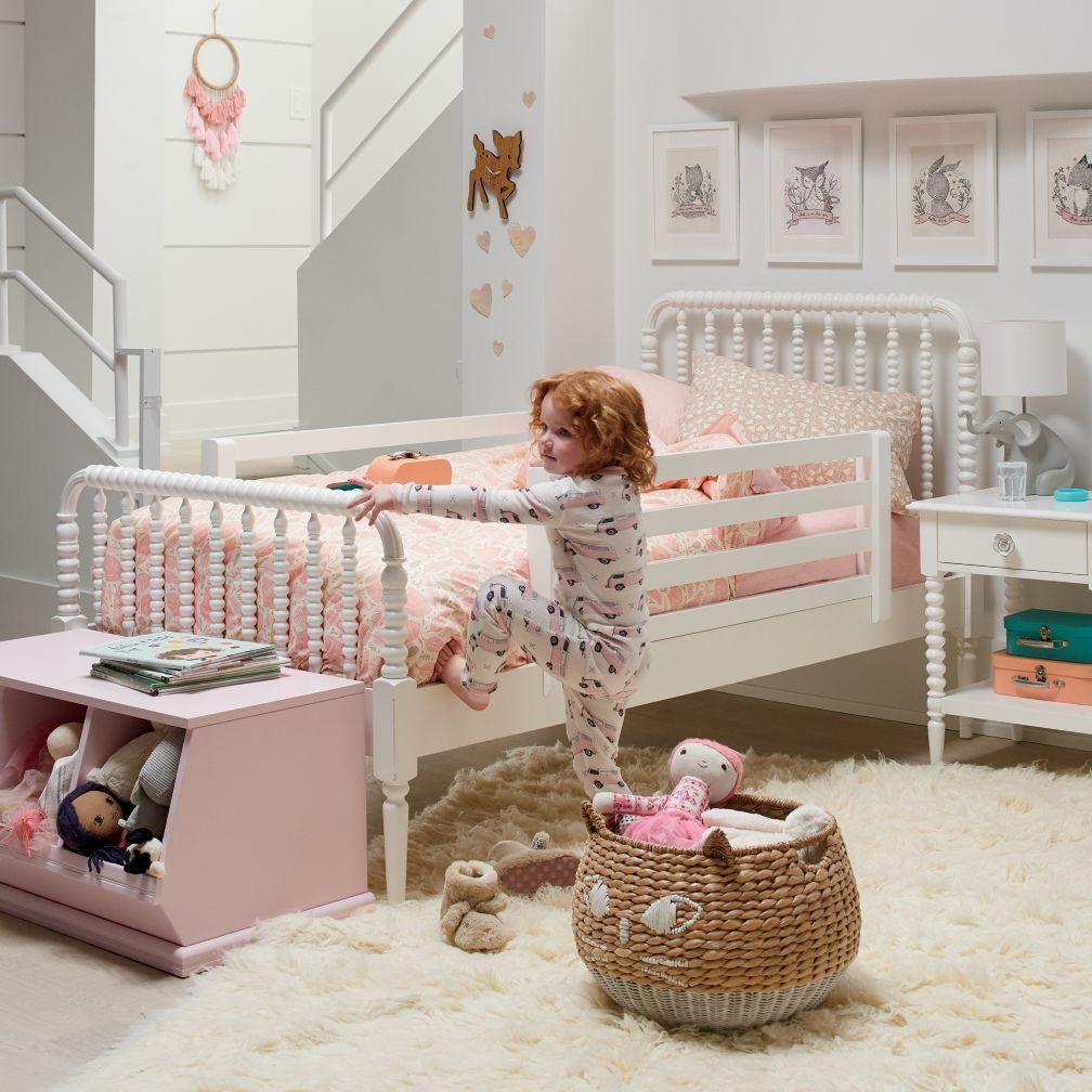 Jenny Lind White Bed Kid Beds Pink Toddler Rooms Girl Room