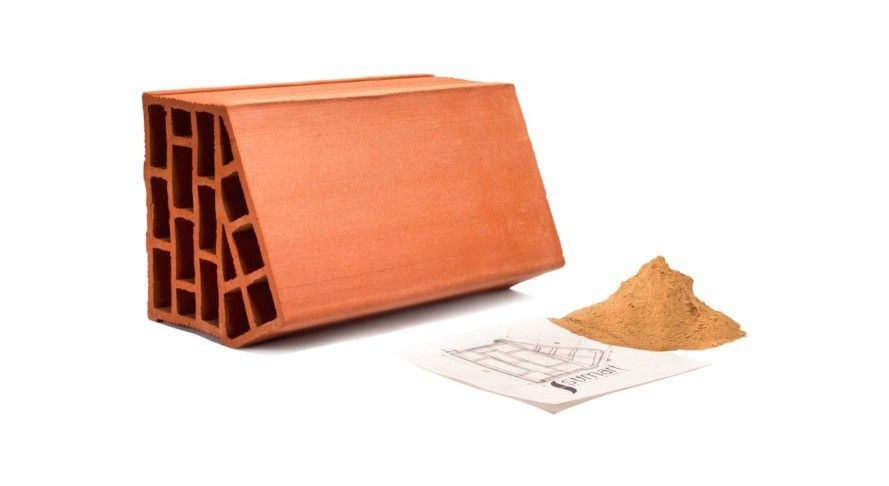 Innovative Heat Dispersing Clay Bricks Help Keep Homes Naturally Cool Construction Durable Brique Construction
