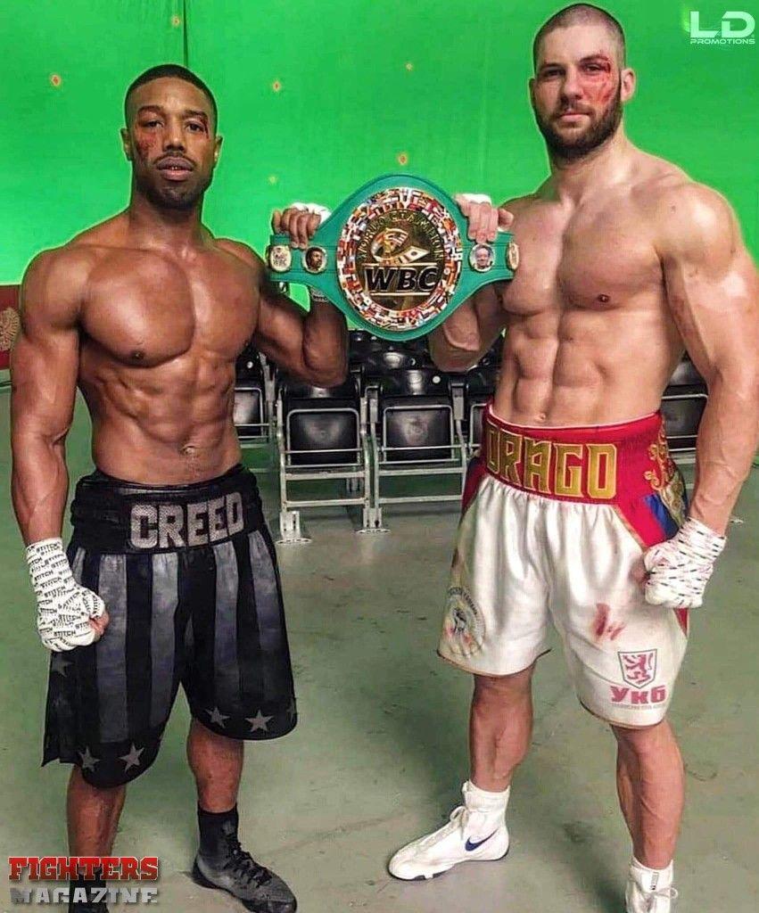 77c52330f5 Adonis Creed vs Viktor Drago.   News + TV + Miscellaneous in 2019 ...