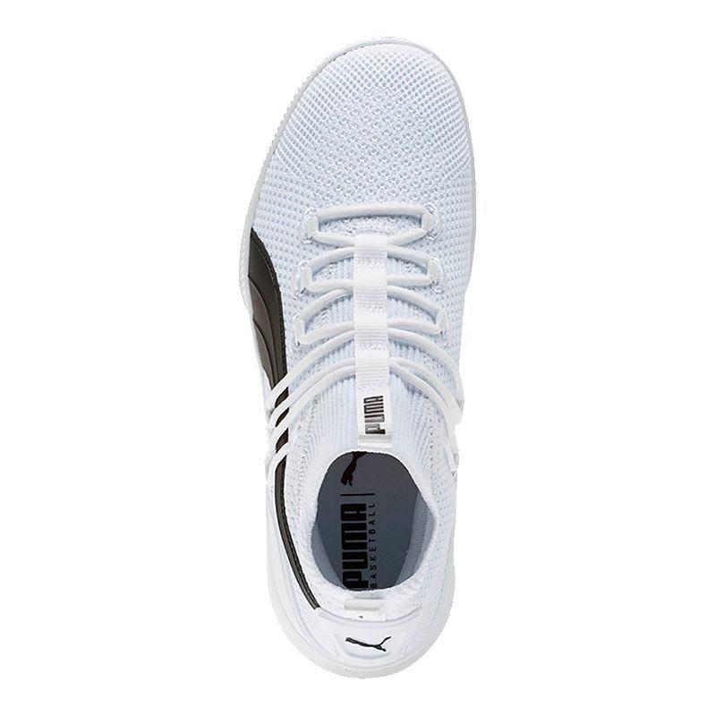 sale retailer 9fe93 435c7 PUMA Kids' Grade School Clyde Court Jr. Basketball Shoes ...
