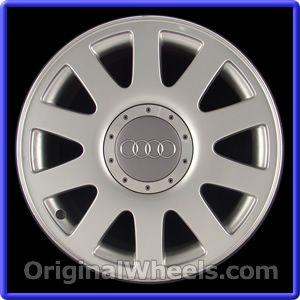 Oem 2001 Audi A4 Rims Used Factory Wheels From Originalwheels Com Audia4 A4 2001audia4 01audia4 2001 2001audi 2001a4 Audir Audi Wheels Audi Audi Rims