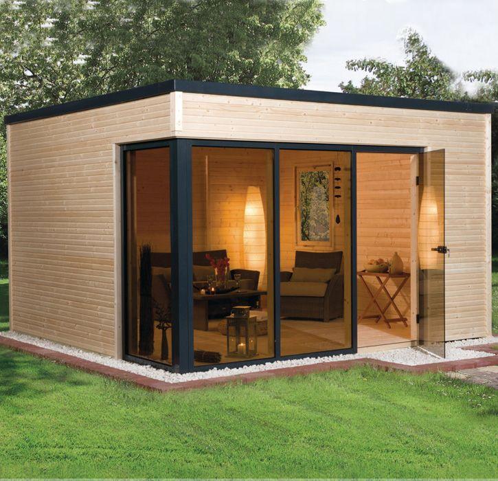 Notre Green Cottage Greenlogis Pinterest Flats, Room and House - plan maison en forme de u