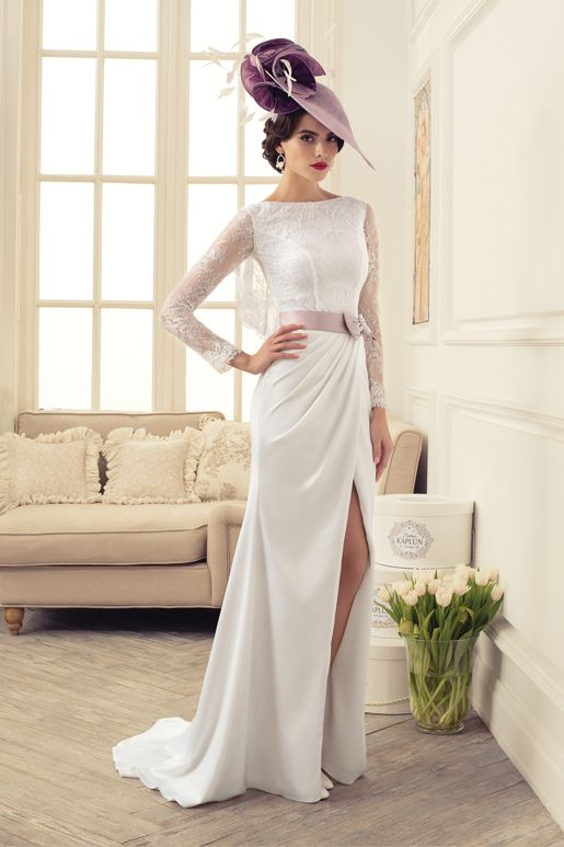 Tatiana Kaplun Burnt Luxury Bride Dresses Wedding Dresses