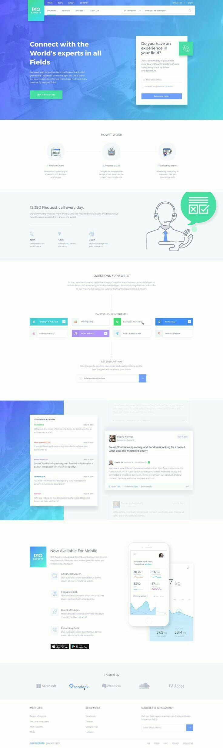 Website Design Website Themes Website Template Responsive