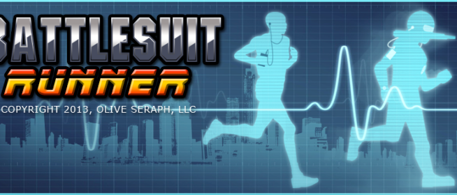 App Review BattleSuit Runner Awkward Geeks App