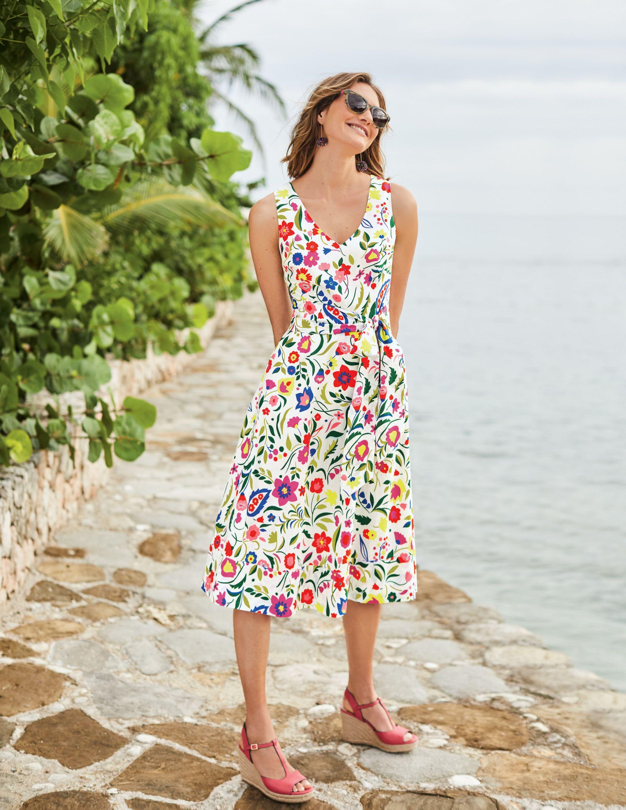 7a4d8a9fc30b Jade Dress W0094 Midi Dresses at Boden