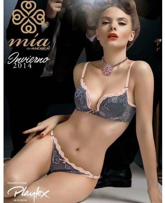 79e05752 Mia de Andrea Invierno 2014: Lenceria de Mujer | Catalogos de Andrea ...