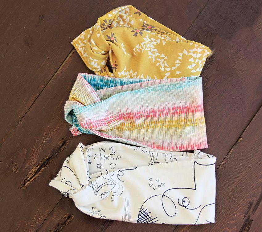 Etno Fabrics Headwrap Tutorial #ArtGalleryFabrics #Fabric #WeAreFabrics #sew #stitch #DIY #makeityourself #creative #create