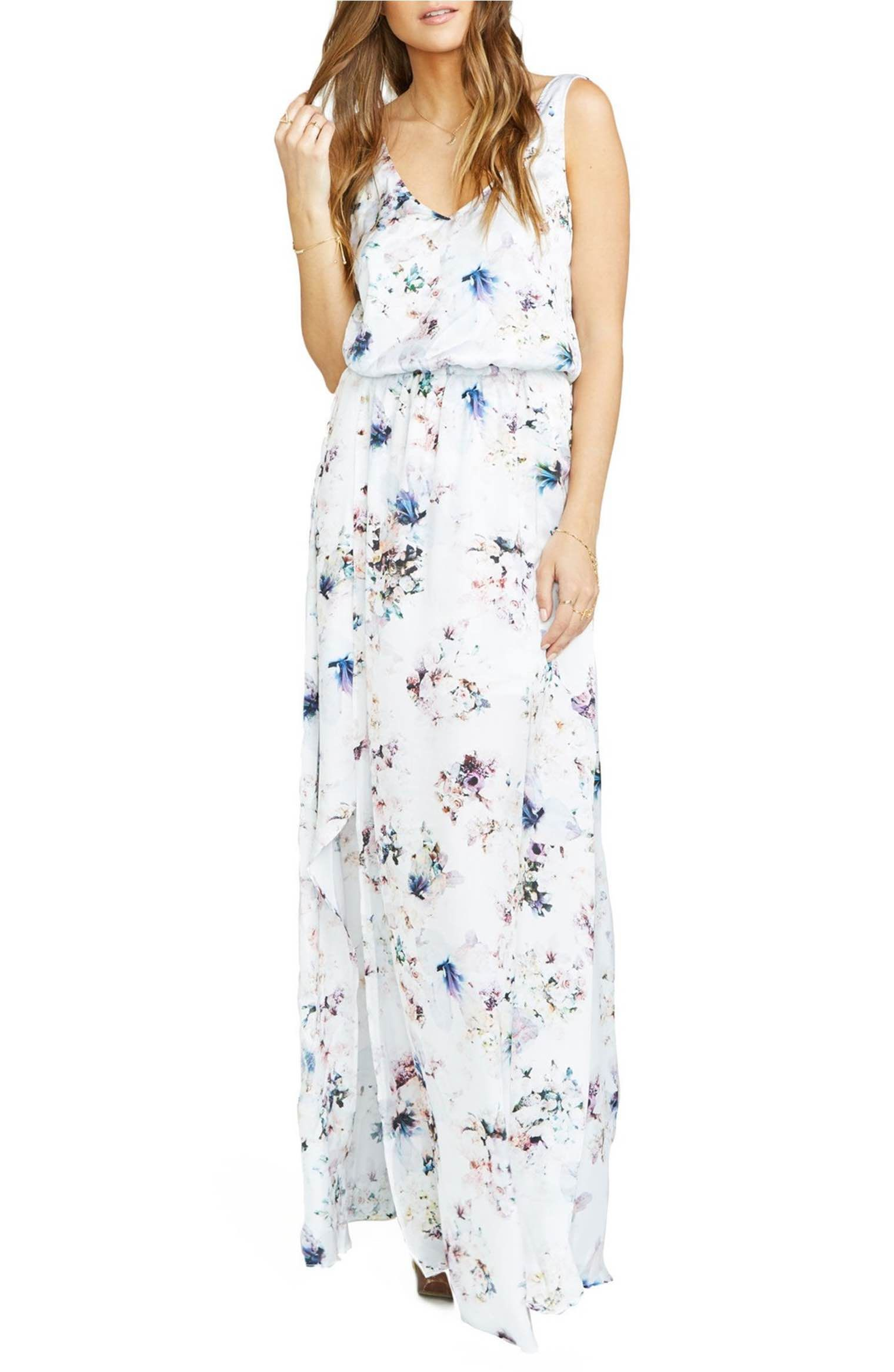 Kendall soft vback aline gown gowns nordstrom and wedding