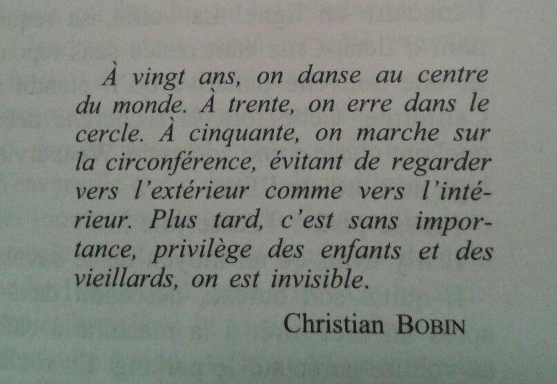 Christian Bobin Citations Citation Proverbes Et