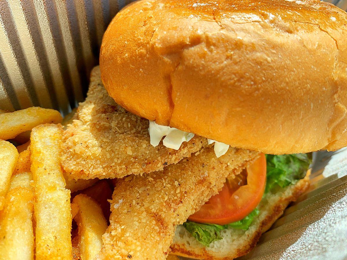 Fish Sandwich - Fulton Burger