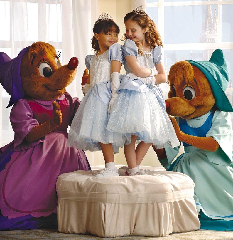 Bibbidi Bobbidi Boutique Walt Disney World
