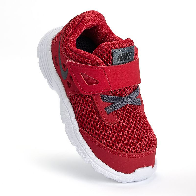 Nike Dual Fusion Lite Athletic Shoes - Toddler Boys