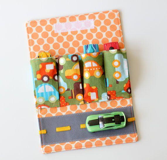 Toy Car Wallet