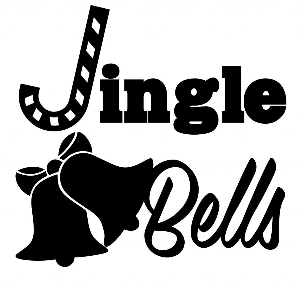 FREE Jingle Bells SVG File Christmas svg