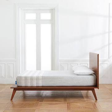 Leesa Mattress Mid Century Bed Mid Century Platform Beds Modern Bed
