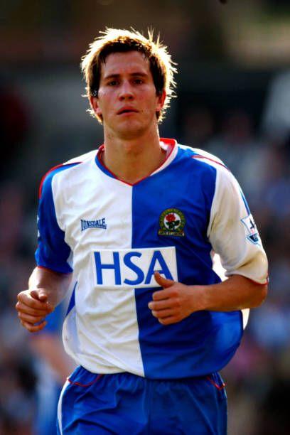 Morten Gamst Pedersen, Blackburn Rovers | Blackburn rovers ...